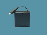 乾電池式簡易電源(軽量版)