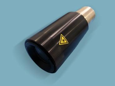 携帯用乾電池レーザー