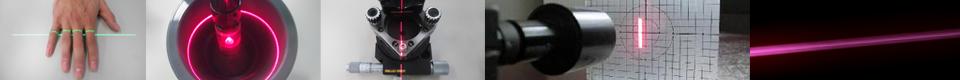 半導体レーザー波長別用途紹介